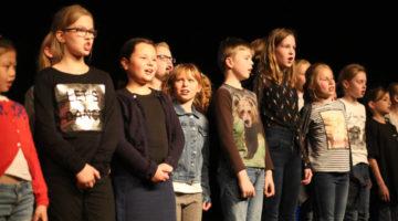 jeugdtheaterschool Ommen - theaterles musicalles theaterschool musicalschool