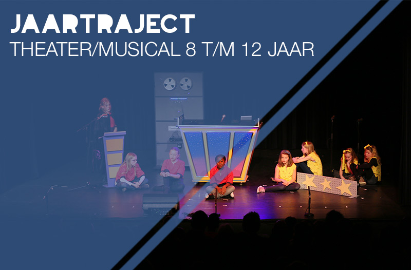 jaarcursus theater in Ommen