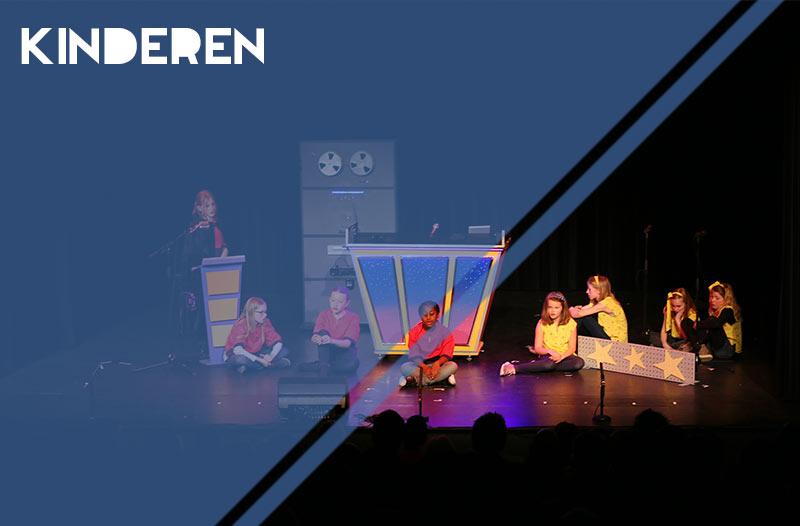 theaterlessen en musicallessen voor kinderen in Ommen
